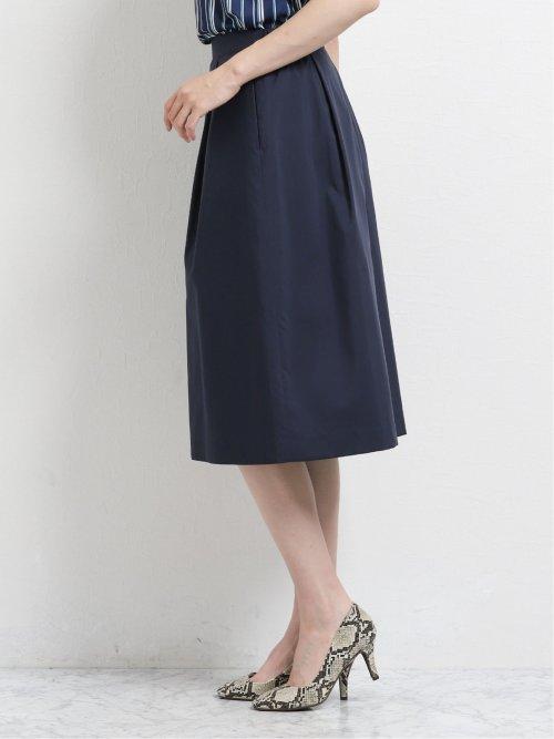 6function フレアースカート 紺
