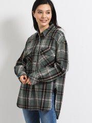 ミス エドウィン/Miss EDWIN チェックシャツ