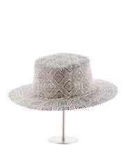 パターン カンカン帽